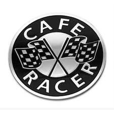 CAFE RACER CB 750/550/350 XS 650 Custom Fuel Gas Tank Badge/Emblem/Yamaha/Honda