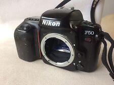 Nikon F50 Body - Spares/Repair