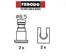 FSB72 Kit ganasce freno (FERODO)
