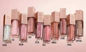 Maybelline Lifter Gloss Lip Plumping Gloss + Hyaluronic Acid 5.4ml New & Sealed