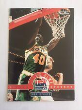 1994 SkyBox International USA Basketball - #16 Shawn Kemp NBA Update