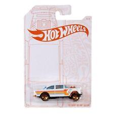 2020 Hot Wheels 52nd Anniversary Pearl & Chrome '55 Chevy Bel Air Gasser