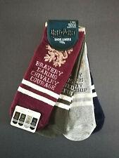 4 Paar Harry Potter Damen Socken Sneaker Strümpfe Hogwarts Häuser 37-42 Primark