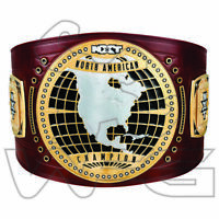 WWE NXT North American Wrestling Champions Title  Replica Leather Belt Brass 4mm