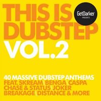 Various Artists - This is Dubstep, Vol. 2 - Various Artists CD 5QVG The Fast