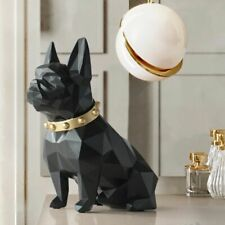 Dog Statue Home Decor Craft Animal Resin Sculpture Modern Art For Home Ornaments