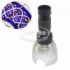 24x-32x HANDFREE Zoom Lente di ingrandimento con 3 LED Luce + SHORT FOCUS Optics Telescopio