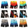 Men's Surf Board Shorts Casual Swim Shorts Trunks Swimwear Pants 30 32 34 36 38