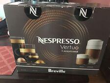 Nespresso Vertuo Chrome - Espresso & Coffee Machine With Aeroccino3