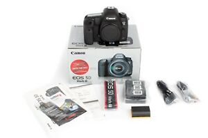 Canon EOS 5D Mark III Digital SLR Camera (Body Only)  Shutter Count - 18,054