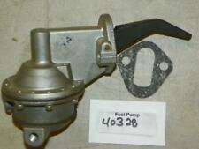 Chrysler All Passenger V8 1956 NOS New Mechanical Fuel Pump 40328