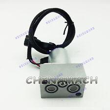Hydraulic Proportional Solenoid Valve 702-21-55600 For Komatsu Excavator PC300-7