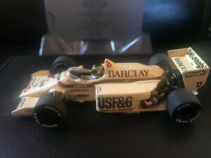 Minichamps 1/43 Arrows BMW A8 GP 1985 G. Berger 80420393341