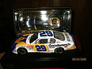 2001 Kevin Harvick #29 AOL Chevrolet Action 1/24th Rookie Elite Diecast Car