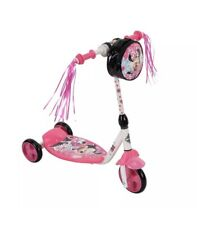 Preschool Scooter for Girls by Huffy, Disney Minnie 3 Wheel