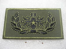 Norway Norwegian Army NAVY Badge EOD Master cloth subd.