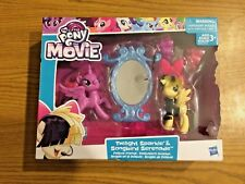 My Little Pony The Movie Songbird Serenade & Princess Twilight Sparkle NIB