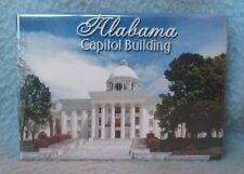 Alabama Capitol Building Magnet, Souvenir, Refrigerator