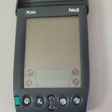 Vintage Palm Pilot Iii 3Com Pda Flip Cover Case Handheld Organizer parts only.