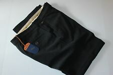 Tommy Bahama Pants Flying Fishbone Black Silk BT1797 New 50 Waist 50x32