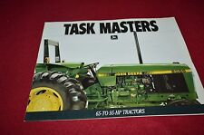 John Deere 3155 2955 2755 2555 Tractor Dealers Brochure DCPA8