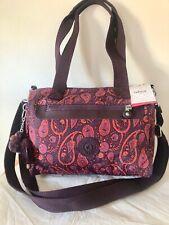 Kipling Dacia  Shoulder Bag With Mia Monkey Paisley Print BNWT