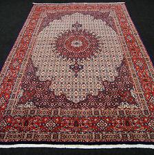 Orient Teppich Beige Braun 302 x 206 cm Perserteppich Herati Muster Handgeknüpft
