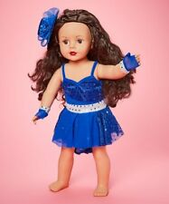 3pcs Take Five Jazz Dance halloween Costume Fits 18 Inch American Girl Doll
