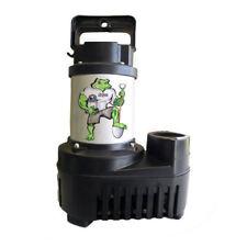 Pond Waterfall Pump 6500 GPH Energy Efficient Big Frog Eco Drive Anjon BFED6500