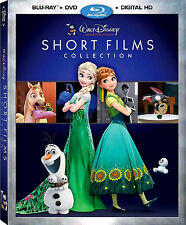 Walt Disney Animation Studios Short Films Collection Blu-ray DVD & Digital Copy