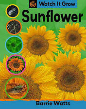 Sunflower (Watch it Grow)-ExLibrary