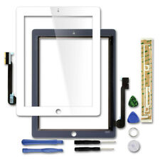 Digitizer Display Glas für iPad 3 (WEISS) 9.7 inch Touchscreen Digitizer Front