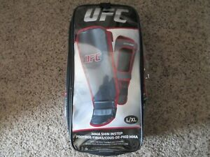 UFC Shin Pads MMA kickboxing martial arts InStep L/XL