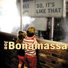 JOE BONAMASSA - SO,IT'S LIKE THAT  VINYL LP NEU
