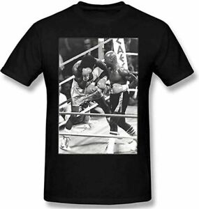 Marvelous Marvin HAGLER Vs Tommy Hearns T shirt size S-5XL