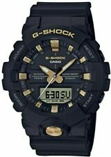 Casio G-Shock Analog-Digital Black x Gold Accents Watch GA810B-1A9DR