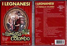 I LEGNANESI: LA FAMIGLIA COLOMBO (2016) - 2 DVD NUOVO E SIGILLATO