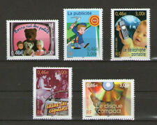 SERIE TIMBRES 3372-3376 NEUF XX LUXE  - COMMUNICATION LE SIECLE AU FIL DU TIMBRE
