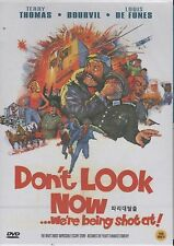 Don't Look Now - We're Being Shot at - Region 2 Compatible DVD (UK seller!!!)