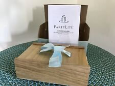 PARTYLITE Retired Calming Waters Scent Garland NIB