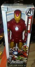Marvel Avengers Assemble Titan Hero Classic Series Iron Man Figure