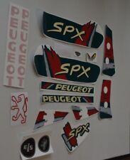kit autocollant peugeot 103 SPX REF:MOB065