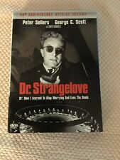 Stanley Kubrick's Dr. Strangelove 40th Anniversary Nr Special Ed Sellers-Scott