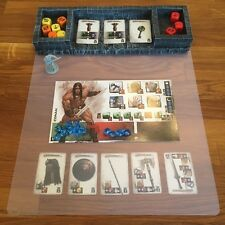 Conan Board Game dice tray and character sheet in one - Dungeons and Dragons