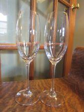 SPIEGELAU Crystal Champagne Flutes (2)