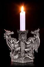 Dragons Chandelier - Garde Le ewigen feu - gothic fantasy chandeliers