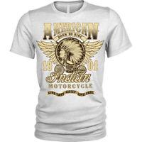 Indian chief T-Shirt motorcycles american biker T-Shirt Unisex Mens