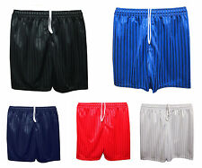 BOYS/GIRLS FOOTBALL SHORTS  PE SHORTS SCHOOL UNIFORM Sizes From 3 Years