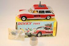 Dinky Toys 1404 Citroen ID 19 radio tele luxembourg mint in box SCARCE MODEL