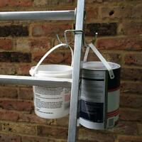 PAINT POT HOOK - BUCKET HOOK - KETTLE  HOOK -- LADDER BUCKET HOOK-- BRAND NEW --